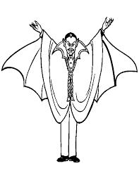 Gratis Vampier Kleurplaten Voor Kinderen 2
