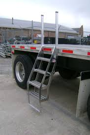 17 best images about truck and trailer accessories the trucker is a truck trailer ladder providing fall protection safety mounting simplicity and compact fold together design ansi rated part
