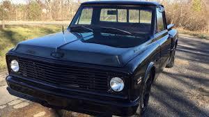 1969 Chevy C10 -Black - YouTube