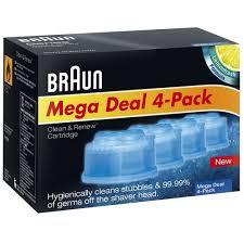 <b>Картридж</b> для бритв <b>Braun</b> с чистящей жидкостью <b>CCR4</b> - купить ...