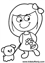Small Picture Elegant Little Girl Coloring Pages 83 For Your Picture Coloring
