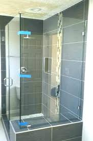 remove shower door removing shower doors removing shower doors alternatives to glass shower doors remove sliding