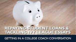 ivy league admissions unfair college coach blog repaying student loans tackling ivy league essays