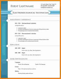 Professional Cv Free Download 10 Cv Professional Format Free Download Theorynpractice
