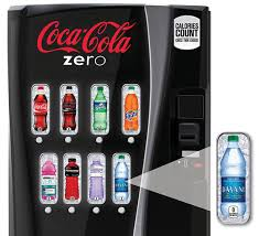 Soda Vending Machine Hack Inspiration Brandchannel American Beverage Giants Start Counting Calories On