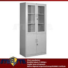steel glass door cabinet fc 06a