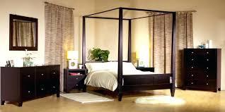 Canopy Platform Bed Four Poster Platform Bed Canopy Platform Bed ...