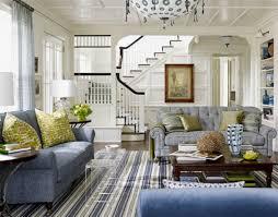 white coastal furniture. How To Create Coastal Living Furniture : Traditional Room Ideas Blue And White Color Scheme B