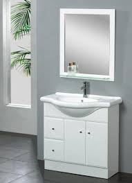Elegant Bathroom Sink Cabinets White F63X On Excellent Home Interior