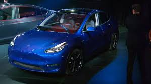 #5 out of 9 in luxury hybrid and electric suvs. Tesla Model Y Unveiled Global Launch In Late 2020 Caradvice