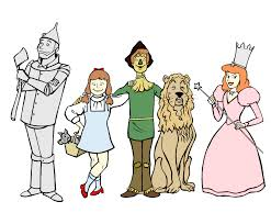 Image result for the wizard of oz clipart