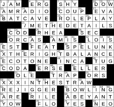 Synonyms, crossword answers and other related words for phonetic alphabet. 1226 19 Ny Times Crossword 26 Dec 19 Thursday Nyxcrossword Com