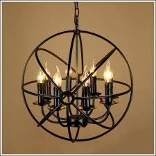 wooden orb chandelier uk