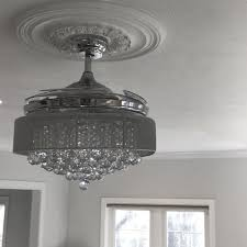 ceiling contemporary ceiling fans modern ceiling fans with lights and remote big crystal chandelier with