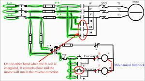 forward reverse 3 phase ac motor control wiring diagram amazing Ac Motor Wiring Diagram circuit with single phase reverse motor wiring single phase induction motor forward reverse connection diagram ac motor wiring diagrams pdf