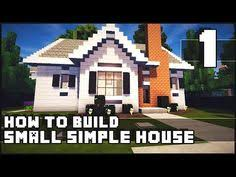Small Picture A small house easy to make in survival Minecraft Pinterest
