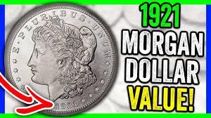 Half Dollar Worth Chart How Much Is A 1921 Morgan Silver Dollar Worth Silver Dollar Coins Worth Money
