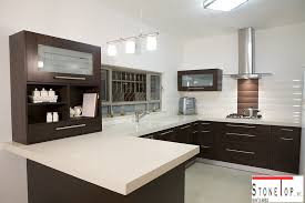 Small Picture Modern Kitchen Counter Home Design Ideas