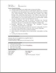 Sample resume of sap abap Carpinteria Rural Friedrich