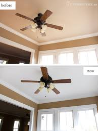white ceiling paintsimply white by benjamin moore on trim and ceilings one of the