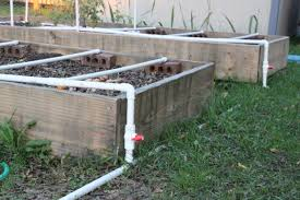 Raised Bed Irrigation Yard And Garden Projects Pinterest Raised Bed Irrigation