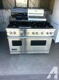 viking 48 range. Viking Range 6 Burner Double Oven And For Sale In Chino 48 Weight