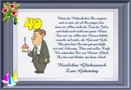 Lustige Gedichte Zum 40 Geburtstag Für Männer Webwinkelvanmeurs