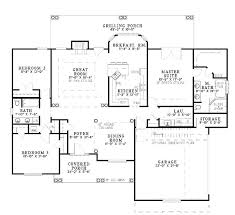 smart design 12 one story floor plans 2000 square feet ranch house