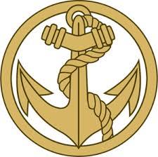 Troupes de marine Logo Vector (.EPS) Free Download
