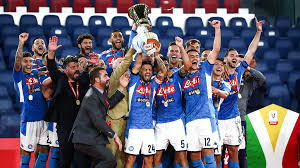Napoli live stream online if you are registered member of bet365, the leading online betting company that has streaming. Napoli Defeat Juventus On Penalties To Win Coppa Italia Cgtn