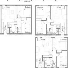 3 X 2 Bedroom Apartments City Central Apartments