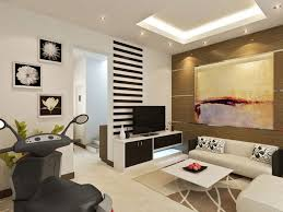 image of simple diy living room wall decorating ideas