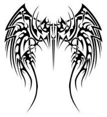 Anděl Tetování Worldbodyartcom