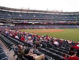 Angel Stadium Of Anaheim Section 129 Seat Views Seatgeek