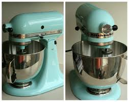 stand mixer ice blue ice blue kitchen aid