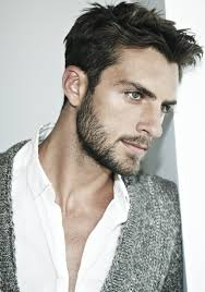 Scruffy Facial Hair Style shows how facial hair naturally grows from skin a nicely groomed 6445 by wearticles.com