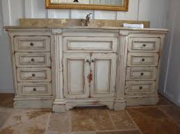 how to antique white furniture. How To Distress Furniture Without Sanding By Start At Home Decor Off White Distressed Weathered Paint Effect On Wood Antique A