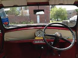 Mini April 1960 Mini Minor 59 spec SOLD on Car And Classic UK [C514905] |  Sell car, Mini, Classic mini