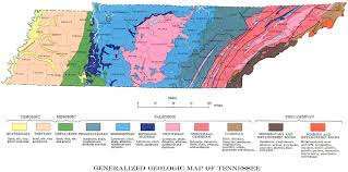 tennessee landforms  sinkholes