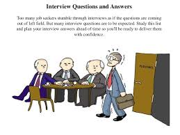 Interview Questions And Answers For Senior Accounting Clerk