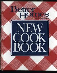 better homes gardens new cook book