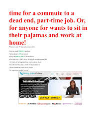 writing jobs work at home earn daily 8 time