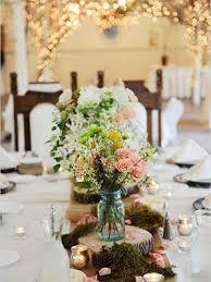 Mason Jar Table Decorations Wedding Stunning Mason Jar Themed Wedding Contemporary Styles Ideas 48