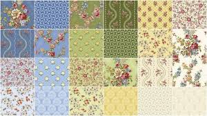 Juliette 5 inch Stackers 42 pcs Penny Rose Fabrics- Quilt in a Day ... & Fabrics are non-returnable. Adamdwight.com