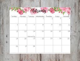 2017 Printable Calendar | Newman's Corner