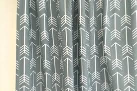 tribal shower curtains arrow curtain target