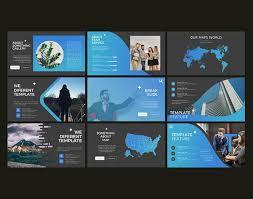 Slide Desigh 2019 Presentation Design Trends 10 Trends For Presentation
