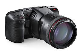 Blackmagic Design Pocket Cinema Blackmagic Announces Pocket Cinema Camera 6k The Verge