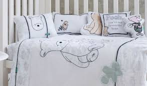 classic pooh crib bedding set graph by size handphone