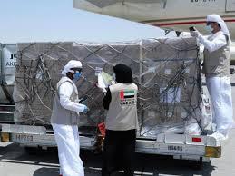 Resultado de imagen de Dubái lanza una alianza logística para acelerar la distribución de la vacuna del Covid-19